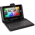Funda Teclado Tablet 7 Pulgadas Variados Colores Micro Usb