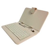 Forro Estuche Tablet Tabla 7 + Teclado Usb + Lapiz Nuevo