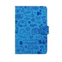 Forro Estuche Case 7´ Pulgada Tabled Ipad Mini Universal Azu
