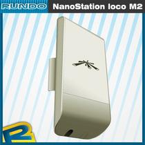 Ubiquiti Nanostation Loco M2 200mw 2,4 Ghz Airmax