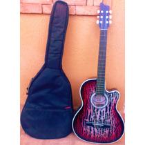 Guitarra Acústica Latin Music