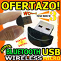 Wow Mini Bluetooth Usb Adaptador Celulares Pc Laptop Tablet