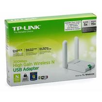 Adaptador Usb Tplink Wifi Alta Ganancia 300mbps Tl-wn822n