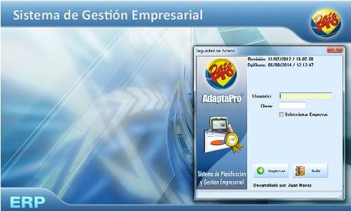 Adaptapro Datapro Con Alícuota De Iva 10% Por Gaceta 41.052