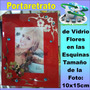 Portaretratos Vidrio Models Y Colors Tamaño De La Foto 10x15