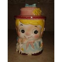 Muñeca De Ceramica