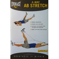 Liga De Resistencia Pilates 4 Way Everlast Ab Stretch
