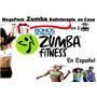 Zumba Fitness 7 Videos De Rutina Ahora En 3dvd+regalo