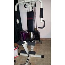 Multifuerzas Proteus Fitness Innovation 100 Lbs