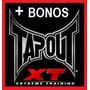 Tapout Xt Hd Español + Bonos