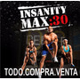 Insanity Max 30, Entrena En Casa, Nuevo 2015, Subtitulado