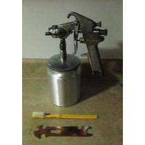Pistola Aerografica Semi-profesional Lince W-71