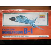 Avion Bo Mbardero B-1 Hecho Por Lindberg Venezuela Nuevo