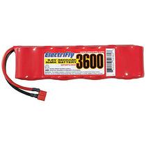 Bateria 9.6v Nimh, 3600 Mah. Electrifly / Great Planes.!