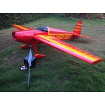 Avion Laser + Motor De 210 Kv, Con O Sin Electronica.