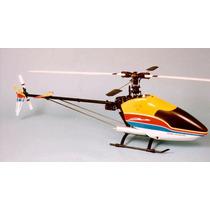 Helicoptero Kit Xcell Radio Control Gasolina Aeromodelismo