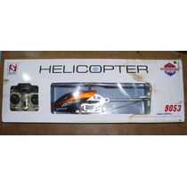 Helicoptero A Control Remoto Volitation 9053