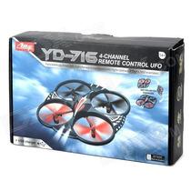 Quadcopter Attop Yd-716 Con Led 4 Canales Y Control Remoto**