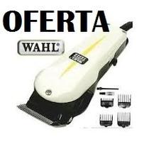 Maquina Afeitar Profesional Wahl Raya Fina Y Oferton Al Mayo