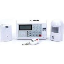 Sistema De Alarma Inalambrica Con Control A Distancia Y Sens