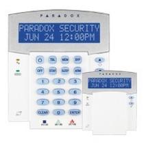 Teclado Paradox Lcd K32lx Con Receptor Inalambrico