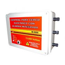 Energizador Cerco Eléctrico 4000mts