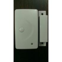 Sensor De Apertura Magnético Inalambrico Para Alarma 433mhz