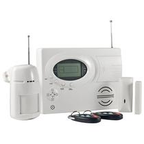 Central De Alarma Incluye 2 Control Remoto Y Accesorios Cctv