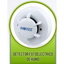 Detector Fotoelectrico De Humo Marca Moxee