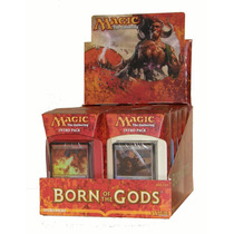 ( Geraval ) Magic Mtg Intro Pack Born Of The Gods 2014