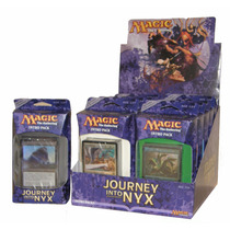 ( Geraval ) Magic Mtg Intro Pack Journey Into Nyx 2014