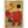 Tapíz Alfombra Decorativa Peluda Para Cuarto De Bebé O Sala