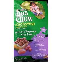 Dog Chow Cachorro Raza Pequena De 22.7kl