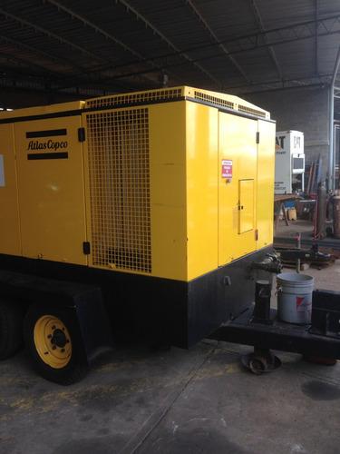 Alquiler Compresor De Aire, Generador,luminaria Y Maquinaria