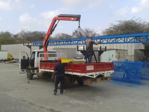 Alquiler De Camiones Con Brazos Articulados Y Cesta