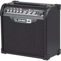 Amplificador Line 6 Spider Iii 15 Potencia Y Calidad De Soni