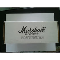 Footswitch Marshall Mod. 90010