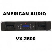 Amplificador American Audio Vx 2500