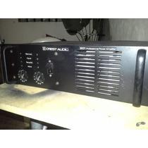 Amplificador Crest Audio 8001