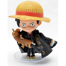 Figura Anime - One Piece - Monkey D. Luffy Enano