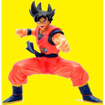 Figura Anime - Dragon Ball Z - Goku Grande