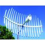 Antena Wifi 22dbi Grillada Alcance Hasta 9 Km Wireles