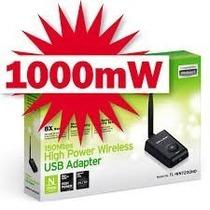 Antena Usb Wi Fi Tp-link 7200 Nd ( Con Mayor Potencia )