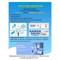 Internet Dedicado Comercio Industria Rural Carabobo Maracay