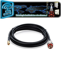 Pigtail Conector Sma A N Macho Cable 60cm Antena Wifi