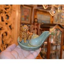 Porta Pipas De Porcelana Inglés Wade.