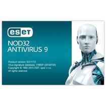 Antivirus Nod32 V9 2016 Licencia Completa En 32 Y 64bits