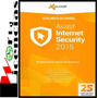 Avast Internet Security Suite 2015 2 Año X 1 Pc Windows