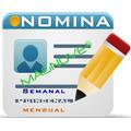 Plantilla Hoja Excel Nomina Recibos Asignaciones Deducciones