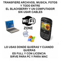 Transfiere Archivos Via Wifi Entre Pc Mac Y Blackberry